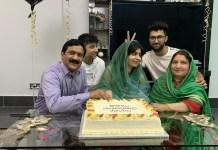 Malala si è laureata
