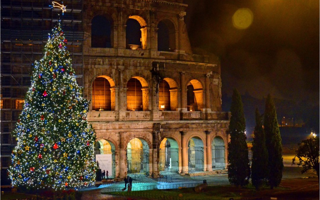 An Italian Christmas In Cambodia
