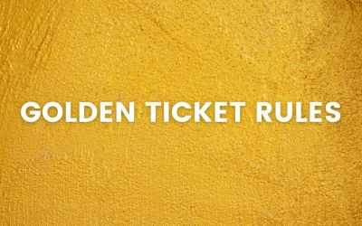 Sticker Collection & Golden Ticket Promotion
