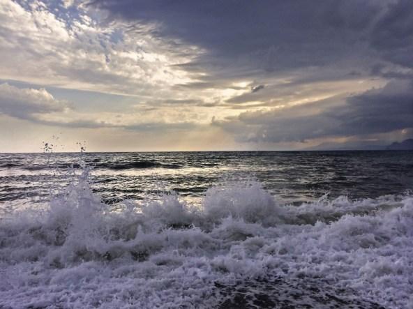 Пляжи бухты Капсель. Меганом