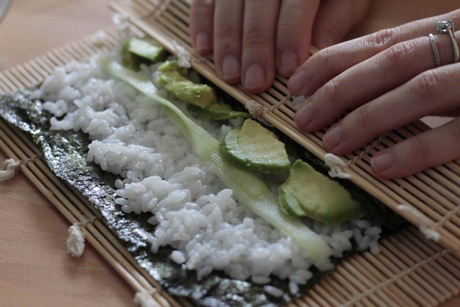 sushi maki ricetta