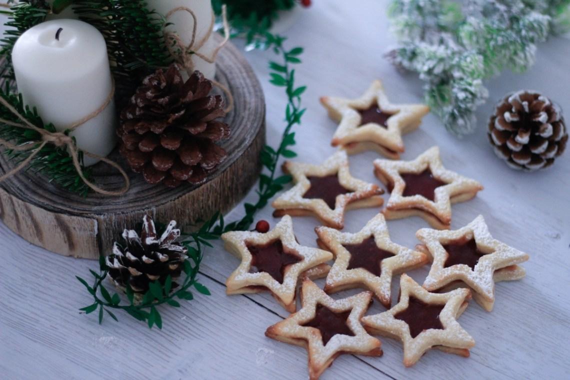 vegan-linzer-cookies