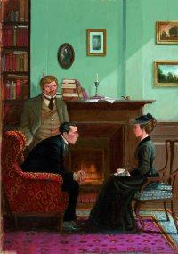 Le inchieste di Sherlock Holmes_illustrazione 1