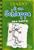 Diario di una Schiappa - Ora basta!, di Jeff Kinney, Il castoro 2010, 12 ueo