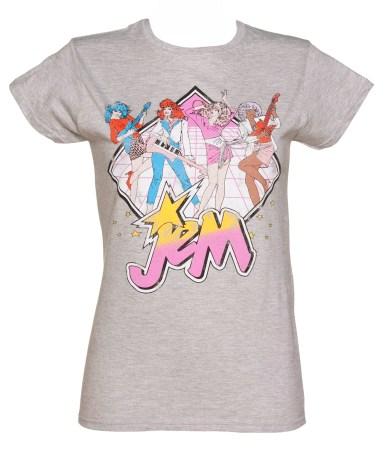 T-shirt Jem e le Holograms