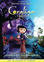 Coraline e la porta magica, di Henry Selick, USA 2008, durata 100 min.