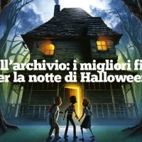 Vorrei un film horror da vedere coi ragazzi...