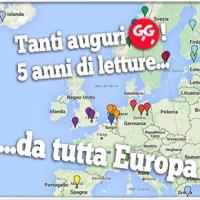 Viaggio in Europa attraverso i libri per ragazzi