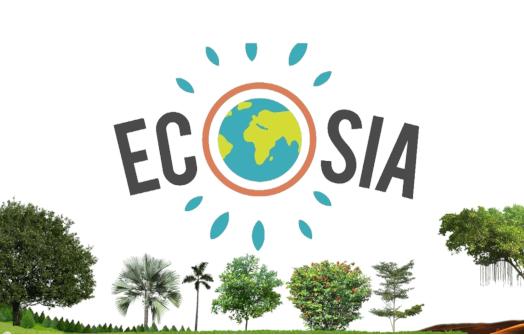 ecosia motore di ricerca green