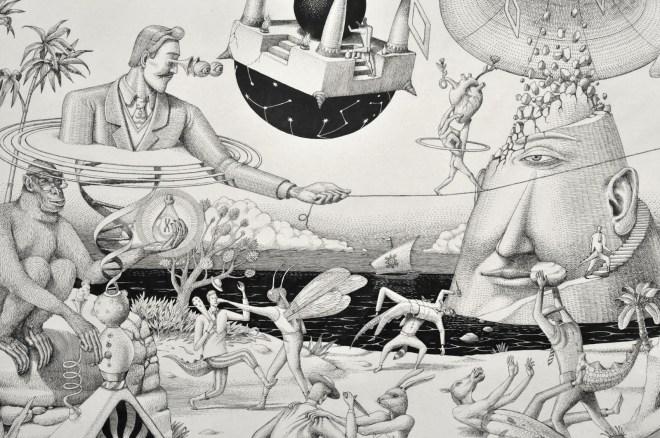 interesni-kazki-the-last-day-of-babylon-drawing-by-aec-08