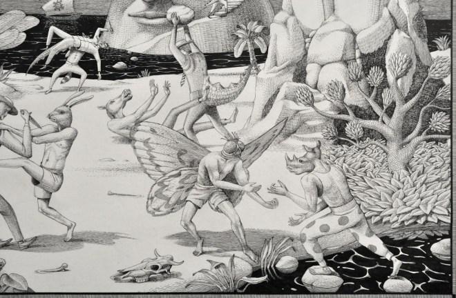 interesni-kazki-the-last-day-of-babylon-drawing-by-aec-11