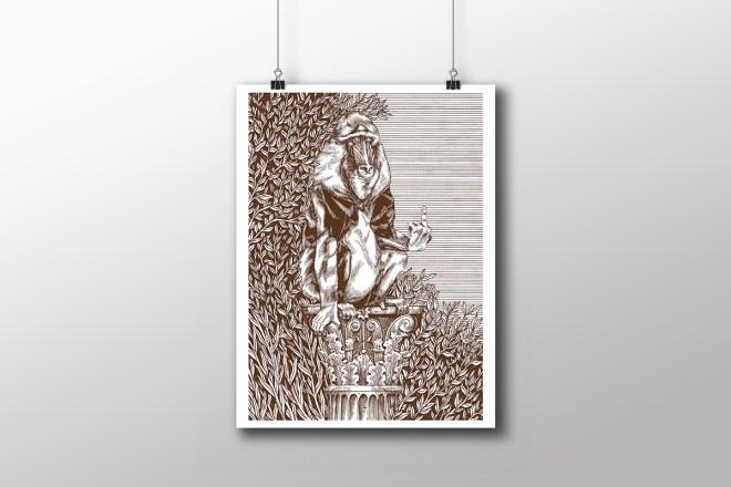 lucamaleonte-gorgo-youth-of-today-silkscreen-01