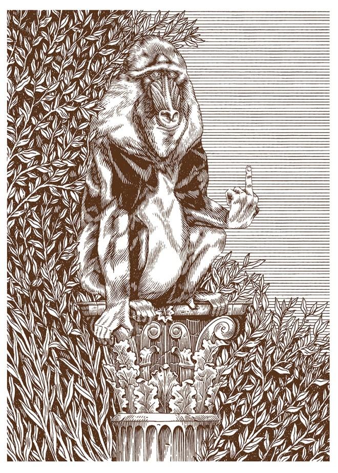 lucamaleonte-gorgo-youth-of-today-silkscreen-02