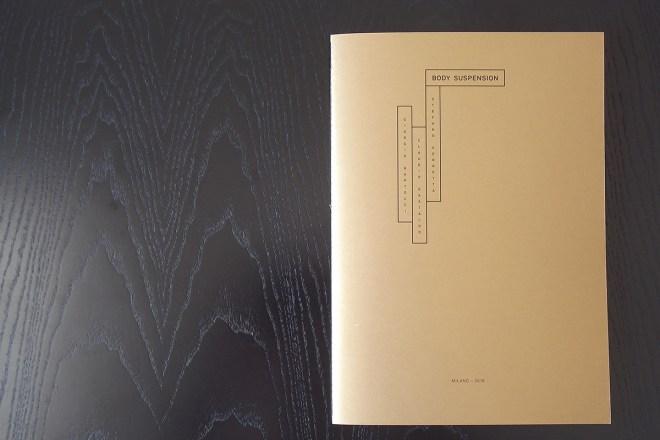 BODY SUSPENSION by Giorgio Bartocci, Claudio Gastaldo, Stefano Serretta