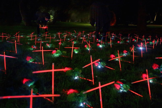 luzinterruptus-dead-red-roses-installation-07