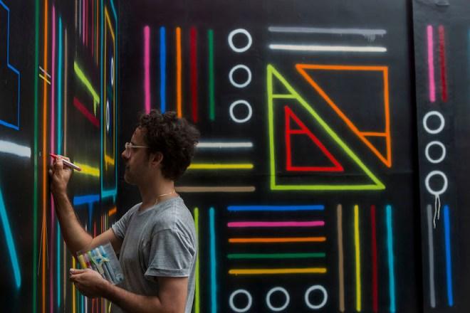 Sixe Paredes Centro Cultural de España Lima
