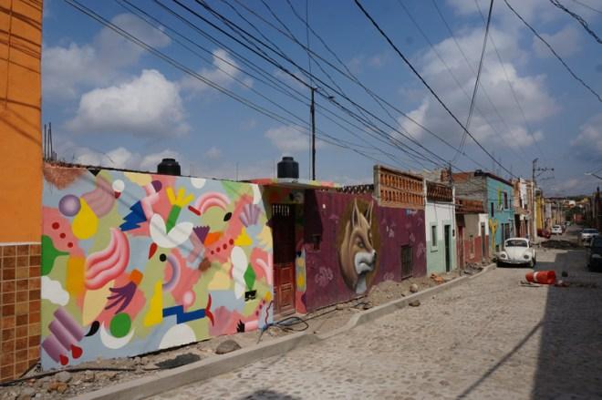 Zosen Mina Hamada Street Art Latin America