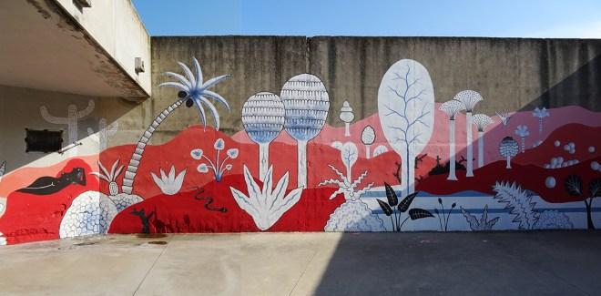 Guerrilla Spam Street Art