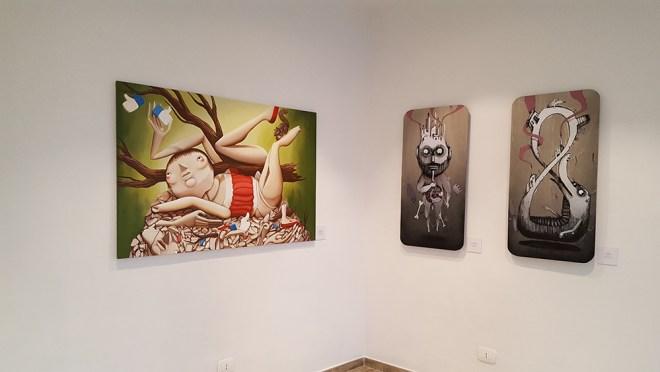 Voracity Group Show Punto618 Gallery