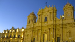 Noto: centro storico