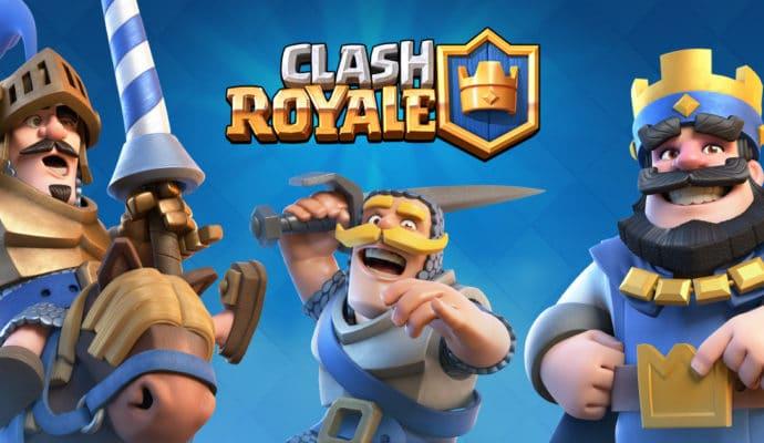 clash royale Pulsuz Oyunlar