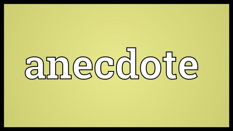 Struktur Teks Anekdot | Bentuk Ciri & Contoh (Terlengkap ...