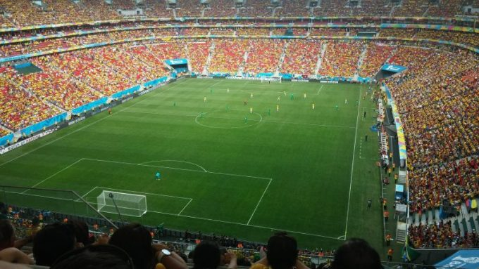stadion bola