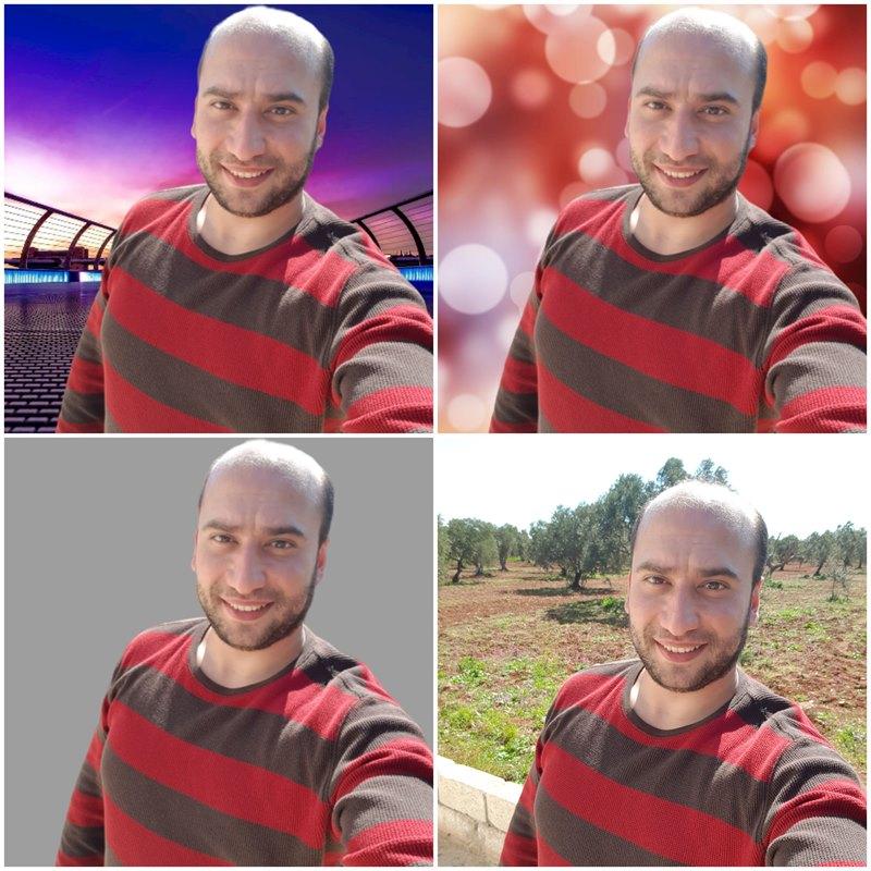 طريقة تغيير خلفية الصور أونلاين على المتصفح بدون برامج لحن الحياة