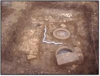 Το έτος 2012 προχώρησε η ανασκαφική έρευνα τμήματος ρωμαϊκής οικίας στη θέση «Κτήρια», κοντά στο «Οκτάγωνο». Αποκαλύφθηκε τμήμα αποθηκευτικών χώρων με δύο κατά χώραν ευρισκομένους πίθους οίνου, οι οποίοι εκτίθενται σήμερα στην Αρχαιολογική Συλλογή ΄Ηλιδας.