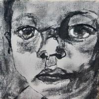 Akrylmaleri - 10 x 10