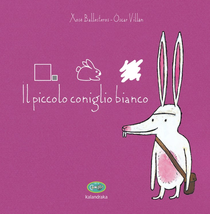 piccolo coniglio COVER
