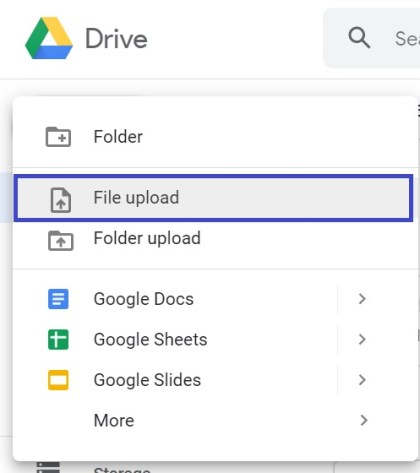 how to add audio to google slides, add audio google slides, how to upload audio to google drive