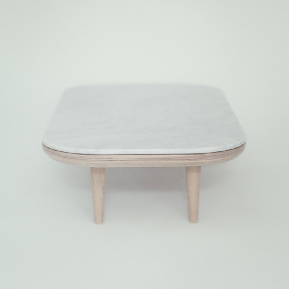 fly table basse 120x60cm en marbre