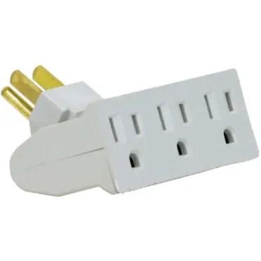 3 plug outlet