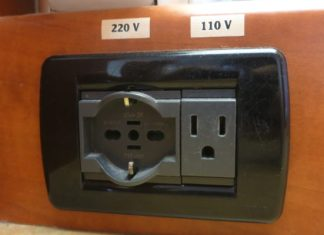 power outlet