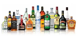 best selling liquor