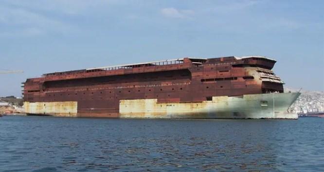 Regent Sea Starboard