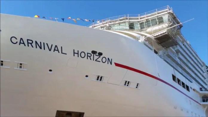 inaugural cruise bridge