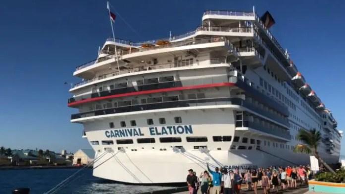 Carnival Elation
