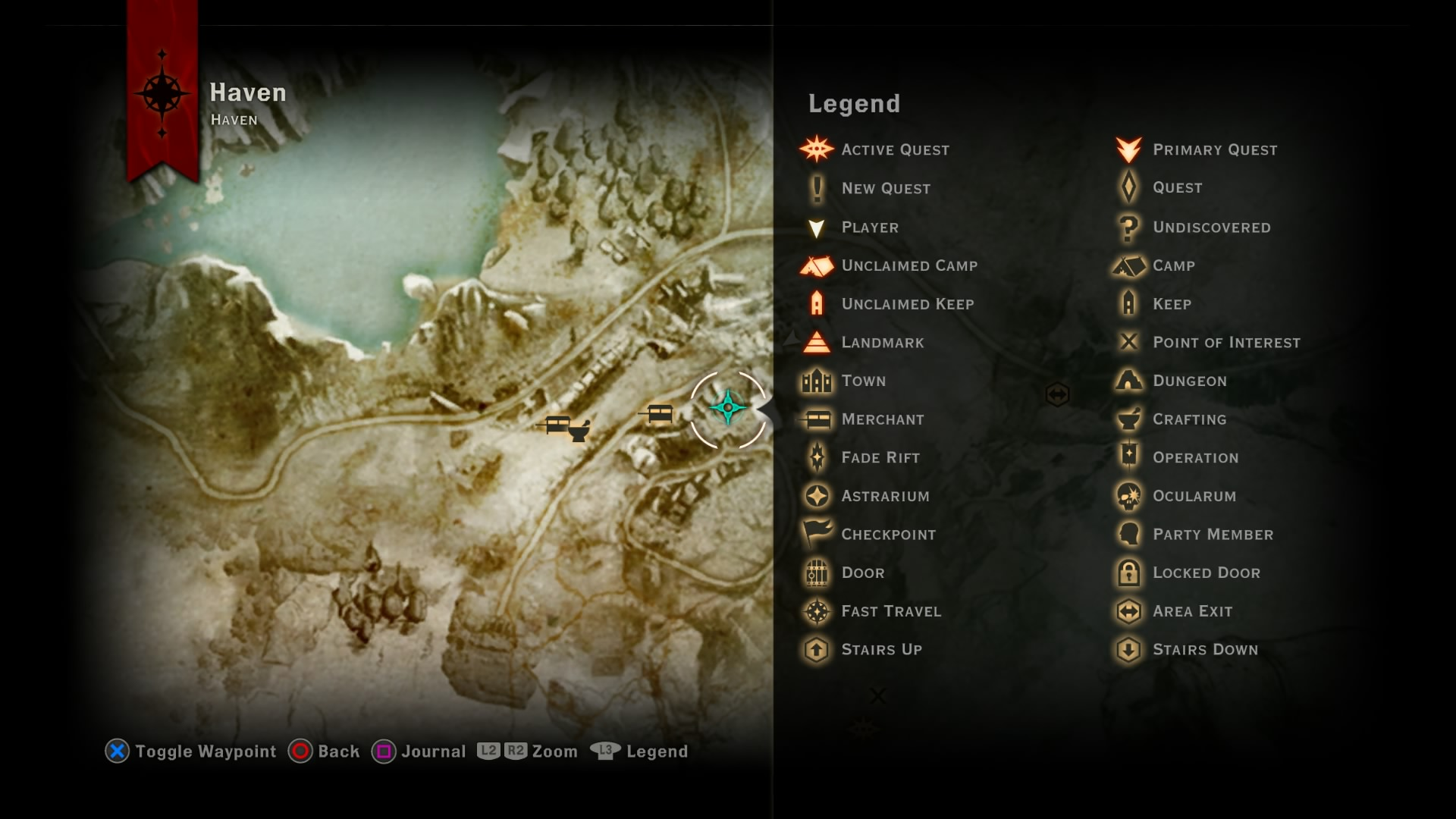 Maps UI – Dragon Age: Inquisition – INTERFACE LOVE.