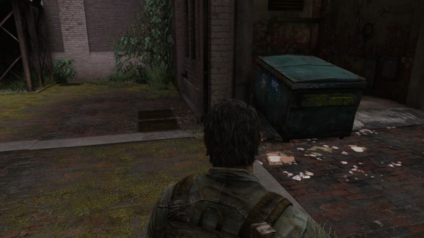 Contextual Interact - The Last of Us