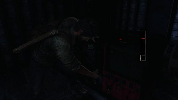 Minigame UI - The Last of Us
