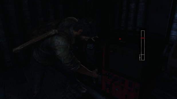 Minigame UI - The Last of Us