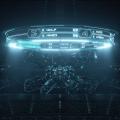 Scoreboard UI - Tron Legacy