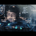 Ship HUD UI - Minority Report