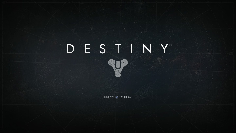 Start Sequence UI - Destiny