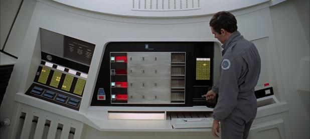 Status UI - 2001 A Space Odyssey