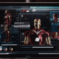 Analysis UI - Iron Man 1