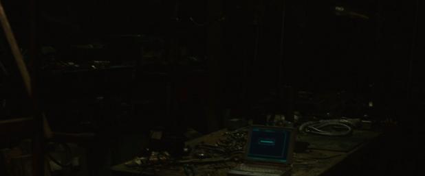 Terminal UI - Iron Man 1