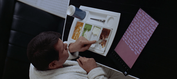 Portable Devices UI - 2001 A Space Odyssey